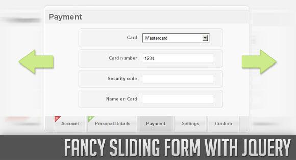 FancySlidingForm