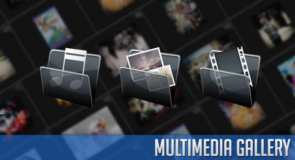multimedia gallery