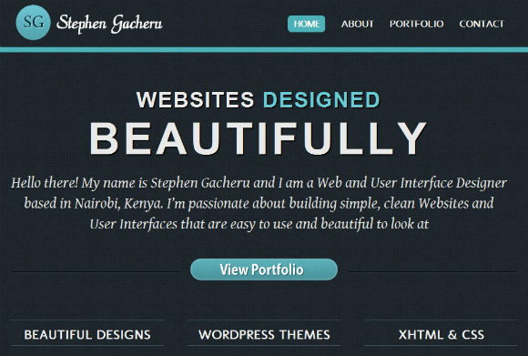 Perfect Color Combinations 25 examples of perfect color combinations in web design