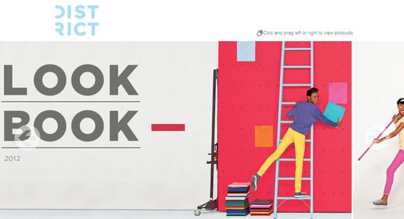 District Look Book