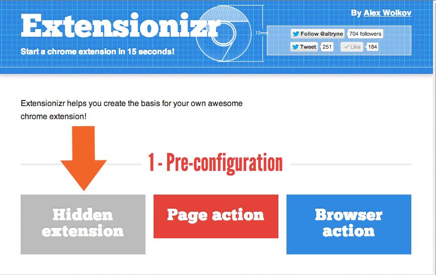 Extensionizr.com