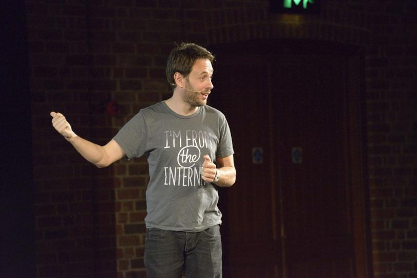 Joe Leech on how neuroscience affects the user experience