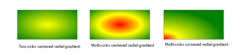 radial-gradients