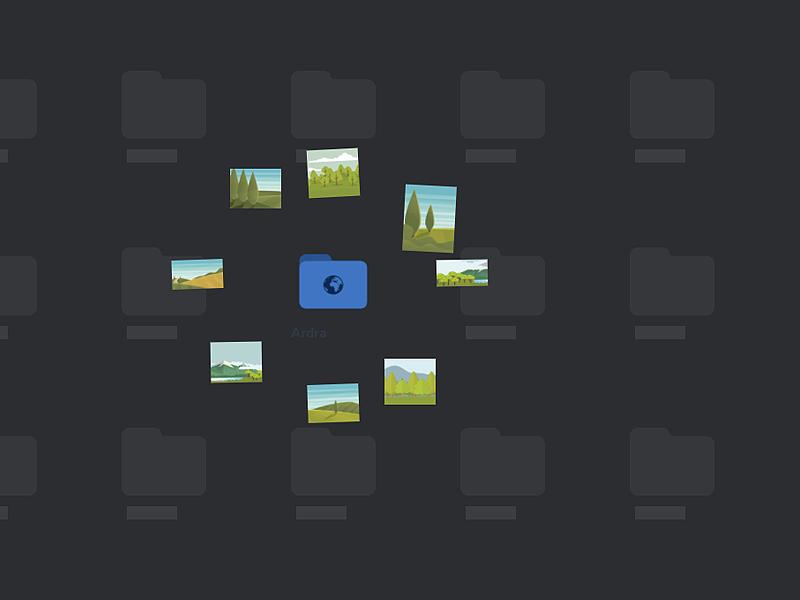 Folder Preview Ideas